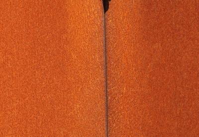 Corten-Stahl auch Edelrost