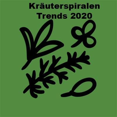 Kräuterspiralen Trends für das Jahr 2020